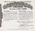 Charles Lafitte and Company Ltd.