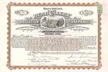 Bear Valley Irrigation Co.