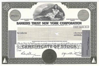 Bankers Trust New York Corp.