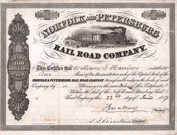 Norfolk & Petersburg Railroad