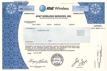 AT & T Wireless Services