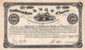 Confederate States of America, Cr. 078 (R7) - Ball 38 (R5)