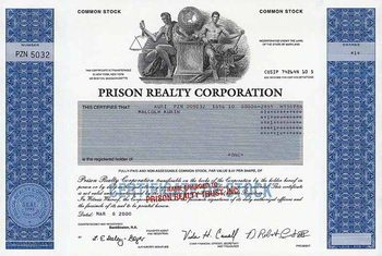 Prison Realty Corp.