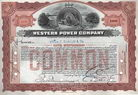 Western Power Co.