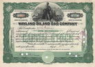 Wayland Oil and Gas Co.