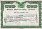 American Potash & Chemical Corp.