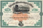Atlantic, Mississippi & Ohio Railroad