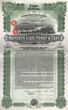 Northern Light, Power & Coal Co.