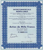 Intercommerciale Monte-Carlo S.A.