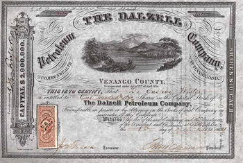 Dalzell Petroleum Co.