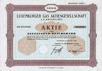 Luxemburger Gas AG