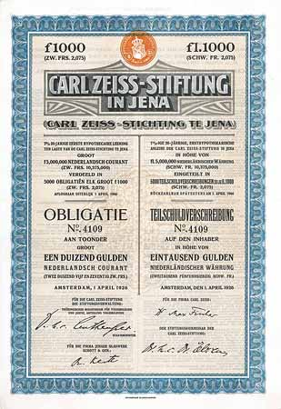 Carl Zeiss-Stiftung